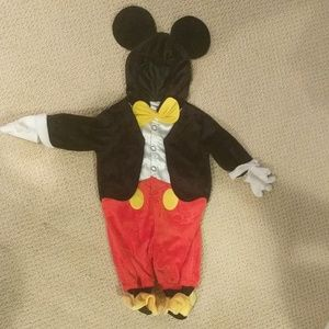 Mickey Mouse Baby Halloween Costume